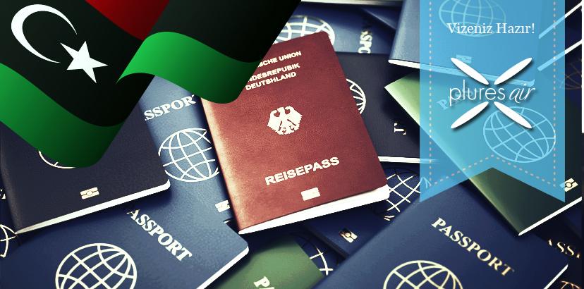 libya vize